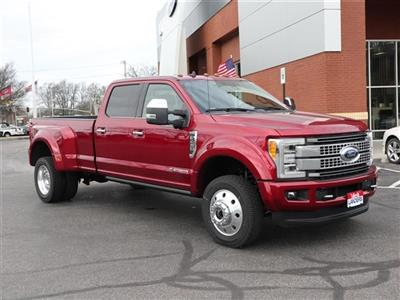 2019 F-450 Crew Cab DRW 4x4,  Pickup #19T0525 - photo 3
