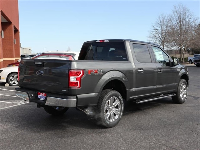 2019 F-150 SuperCrew Cab 4x4,  Pickup #19T0557 - photo 2