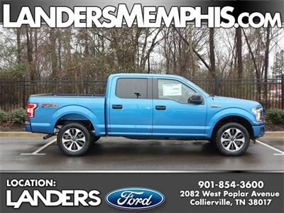 2019 F-150 SuperCrew Cab 4x4,  Pickup #19T0575 - photo 1