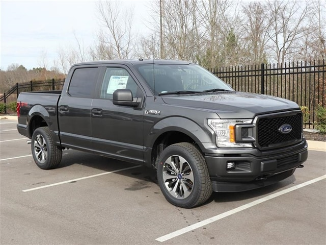 2019 F-150 SuperCrew Cab 4x4,  Pickup #19T0580 - photo 3