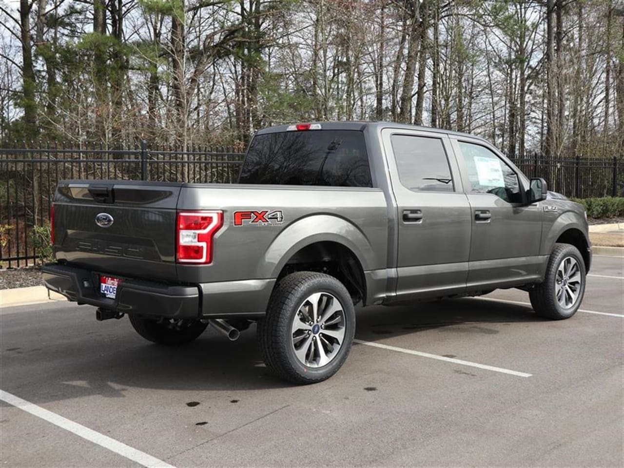 2019 F-150 SuperCrew Cab 4x4,  Pickup #19T0580 - photo 2