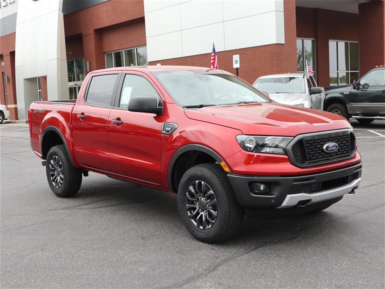 2019 Ranger SuperCrew Cab 4x2,  Pickup #19T0583 - photo 3