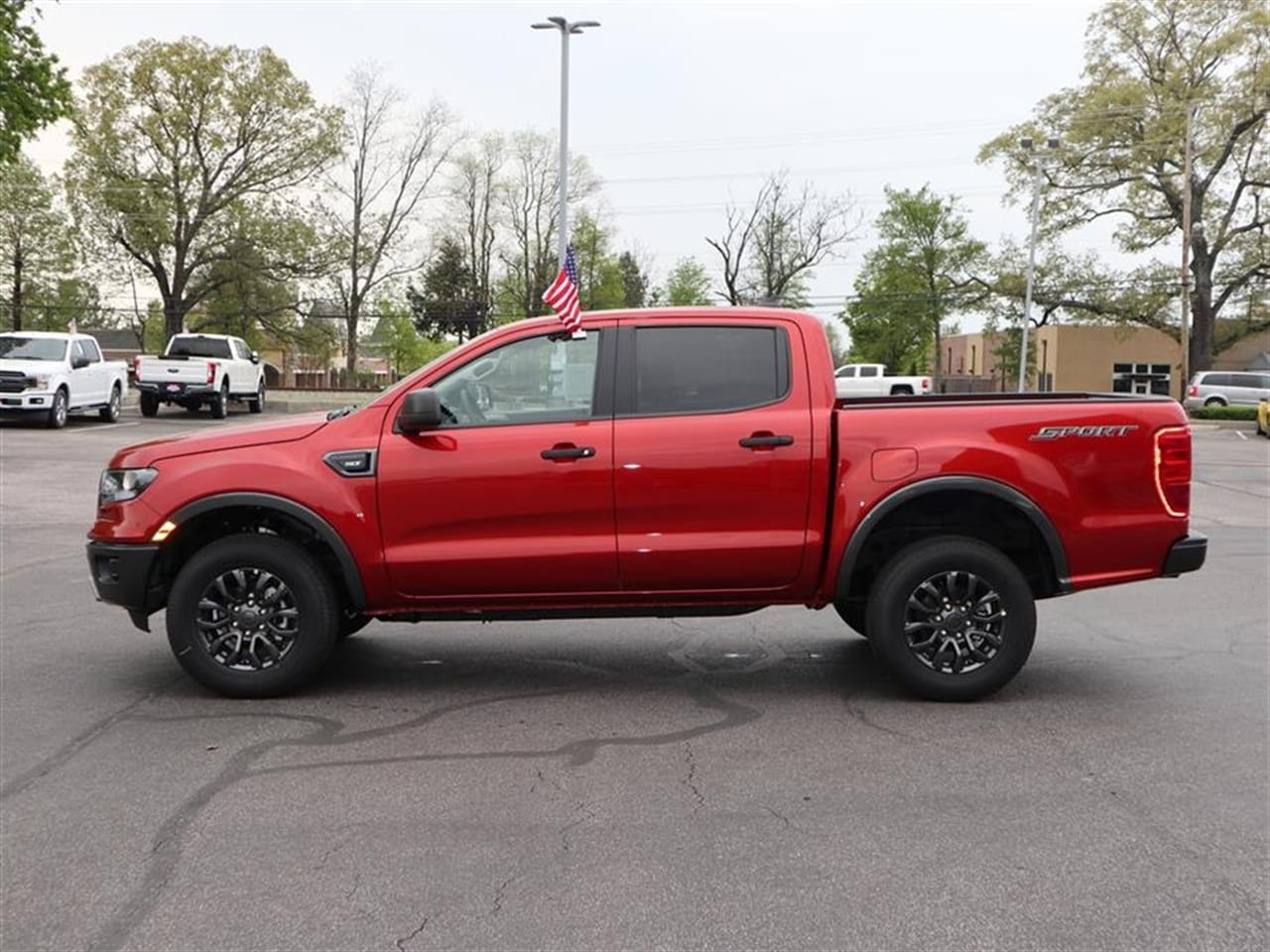 2019 Ranger SuperCrew Cab 4x2,  Pickup #19T0583 - photo 6