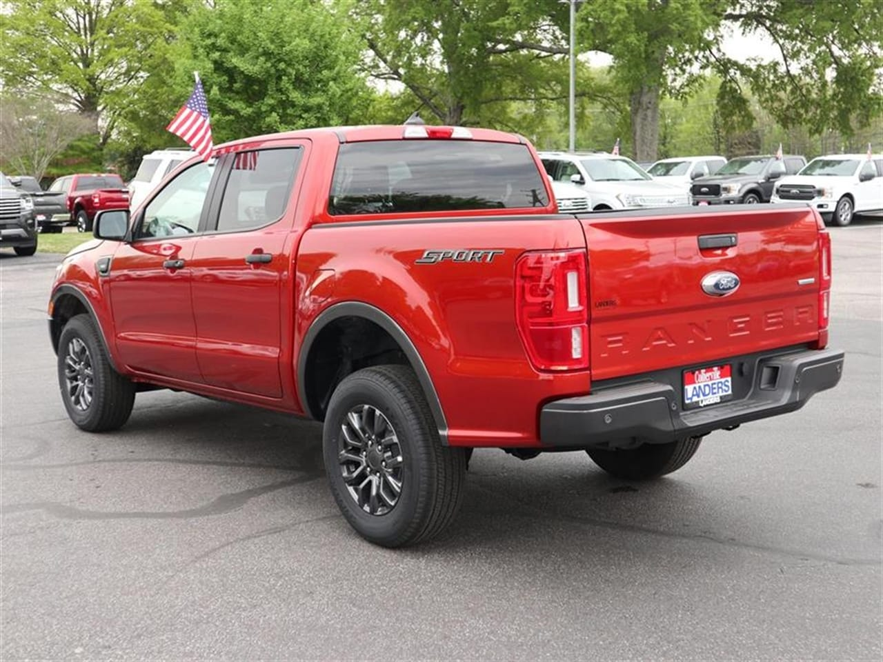 2019 Ranger SuperCrew Cab 4x2,  Pickup #19T0583 - photo 7