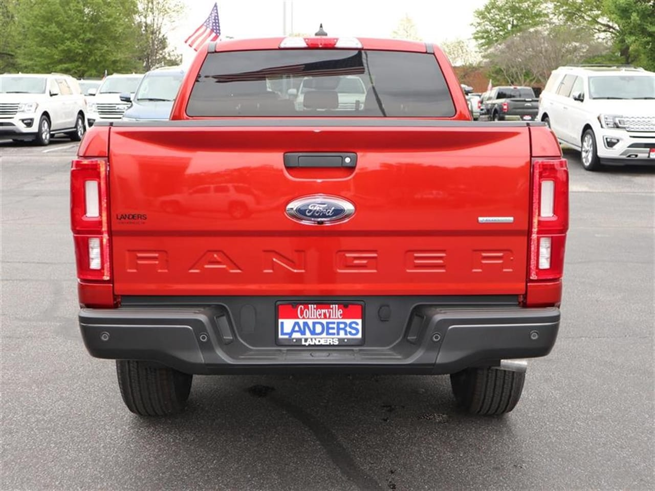 2019 Ranger SuperCrew Cab 4x2,  Pickup #19T0583 - photo 8