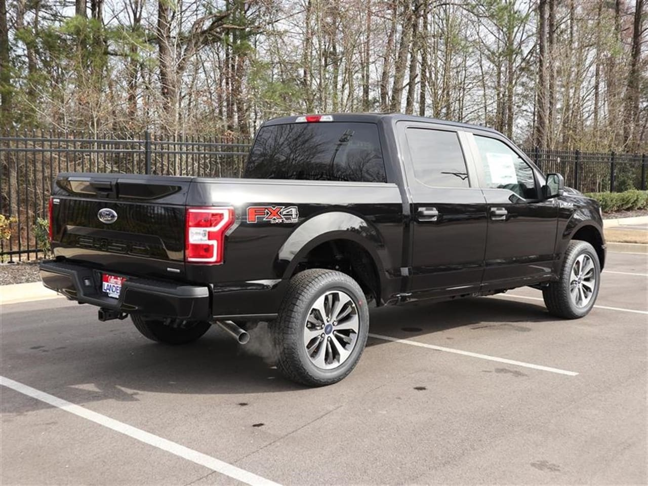 2019 F-150 SuperCrew Cab 4x4,  Pickup #19T0589 - photo 2