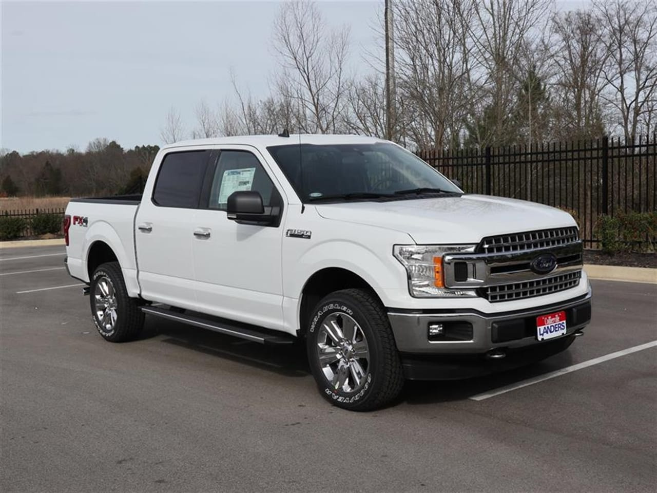 2019 F-150 SuperCrew Cab 4x4,  Pickup #19T0597 - photo 3