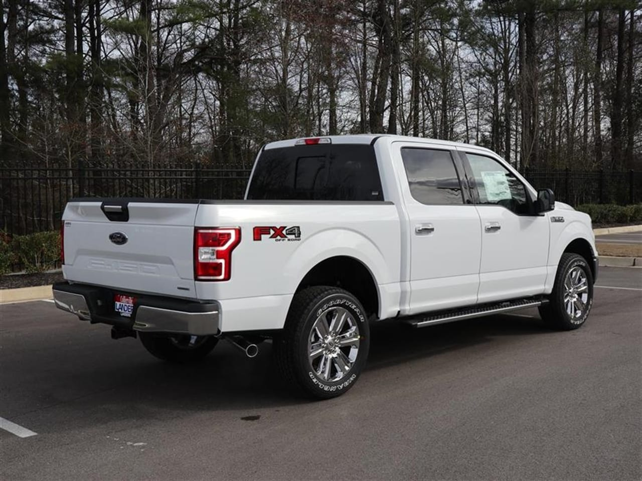2019 F-150 SuperCrew Cab 4x4,  Pickup #19T0597 - photo 2