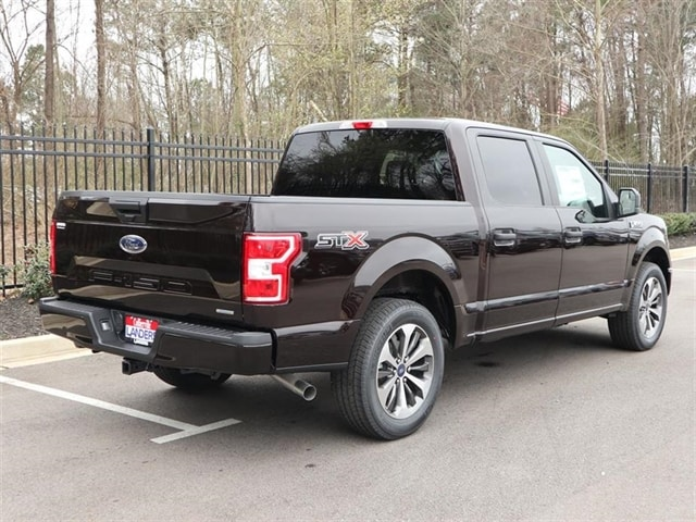 2019 F-150 SuperCrew Cab 4x2,  Pickup #19T0611 - photo 2