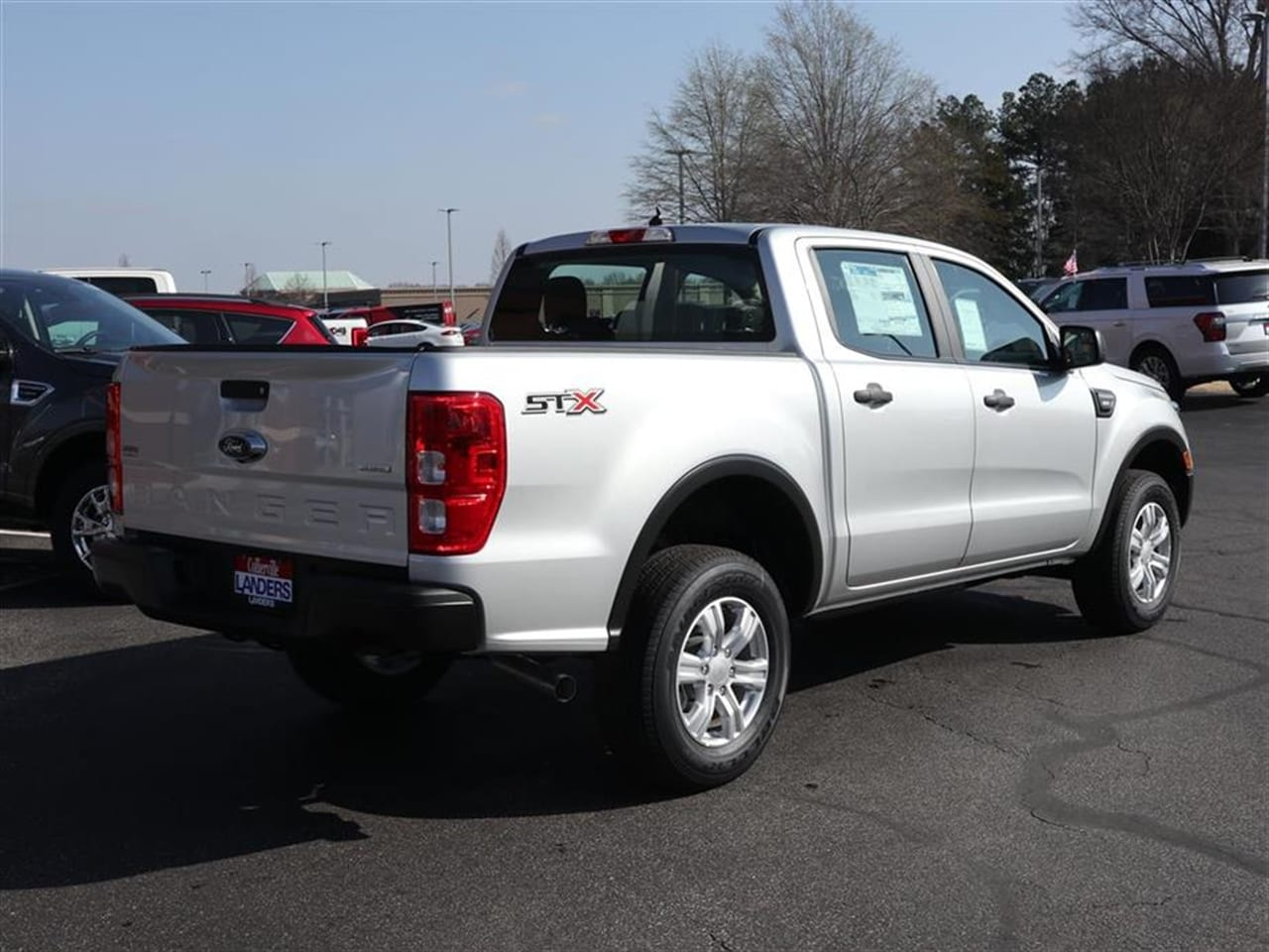 2019 Ranger SuperCrew Cab 4x2,  Pickup #19T0613 - photo 2