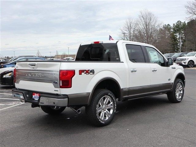2019 F-150 SuperCrew Cab 4x4,  Pickup #19T0617 - photo 1