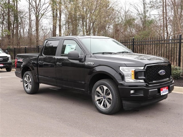 2019 F-150 SuperCrew Cab 4x2,  Pickup #19T0632 - photo 3