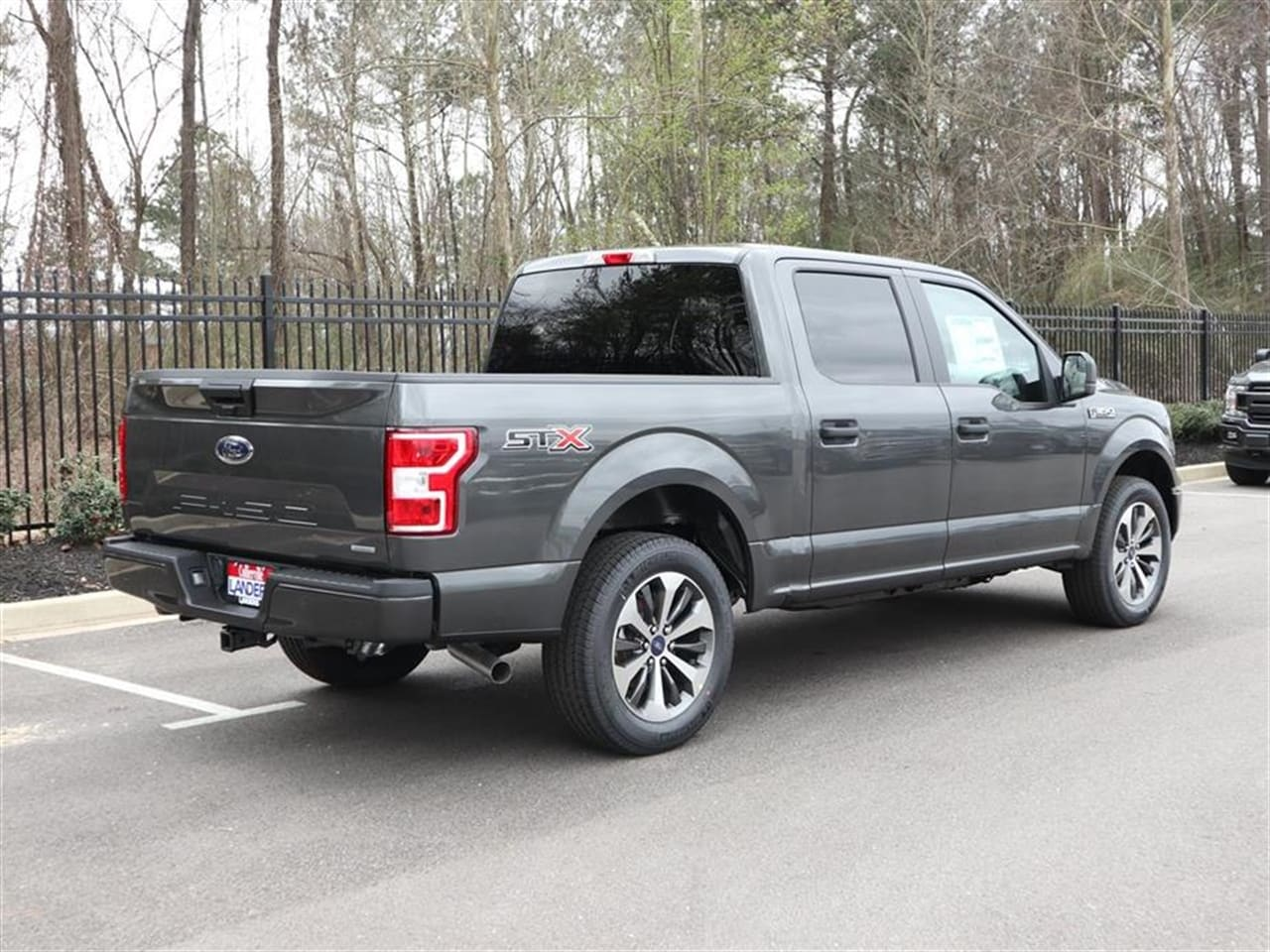 2019 F-150 SuperCrew Cab 4x2,  Pickup #19T0636 - photo 2