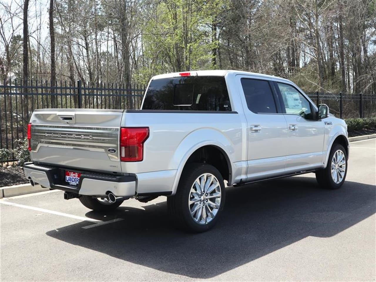 2019 F-150 SuperCrew Cab 4x4,  Pickup #19T0645 - photo 2