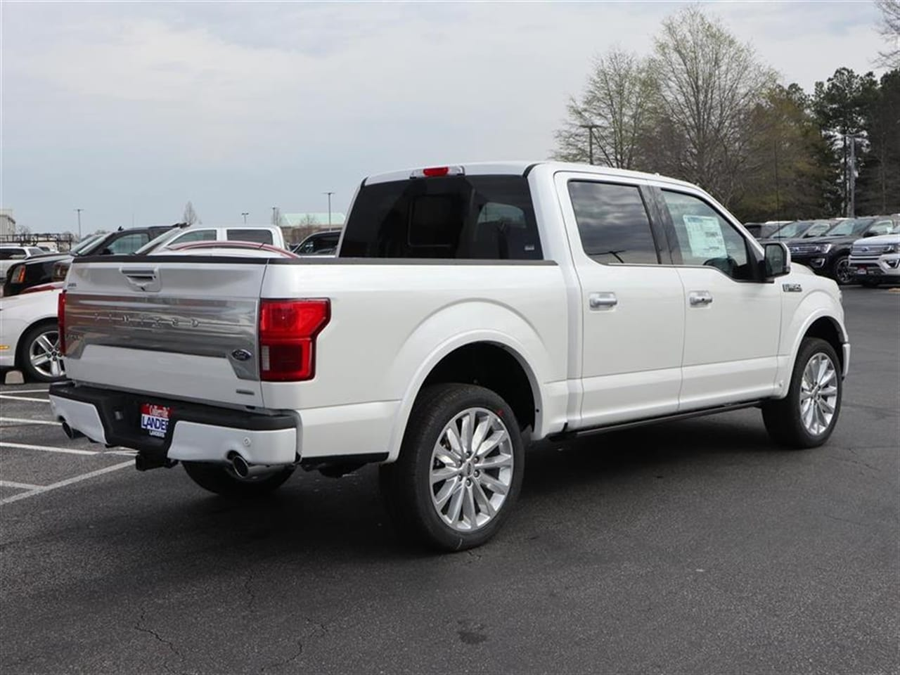 2019 F-150 SuperCrew Cab 4x4,  Pickup #19T0646 - photo 2