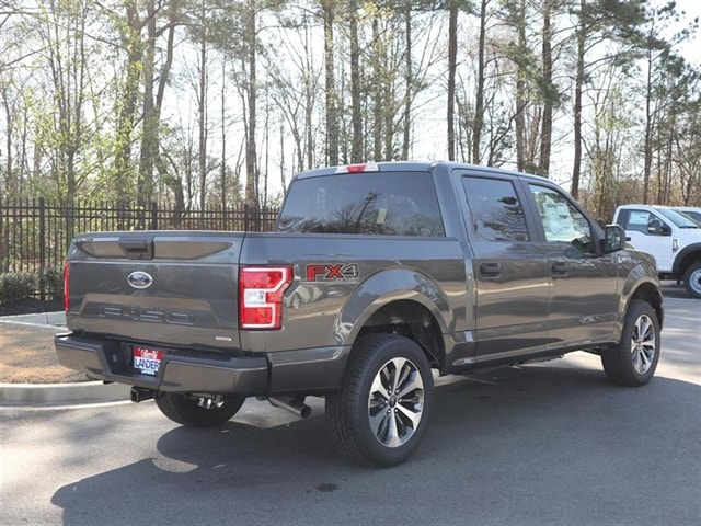 2019 F-150 SuperCrew Cab 4x4,  Pickup #19T0653 - photo 1