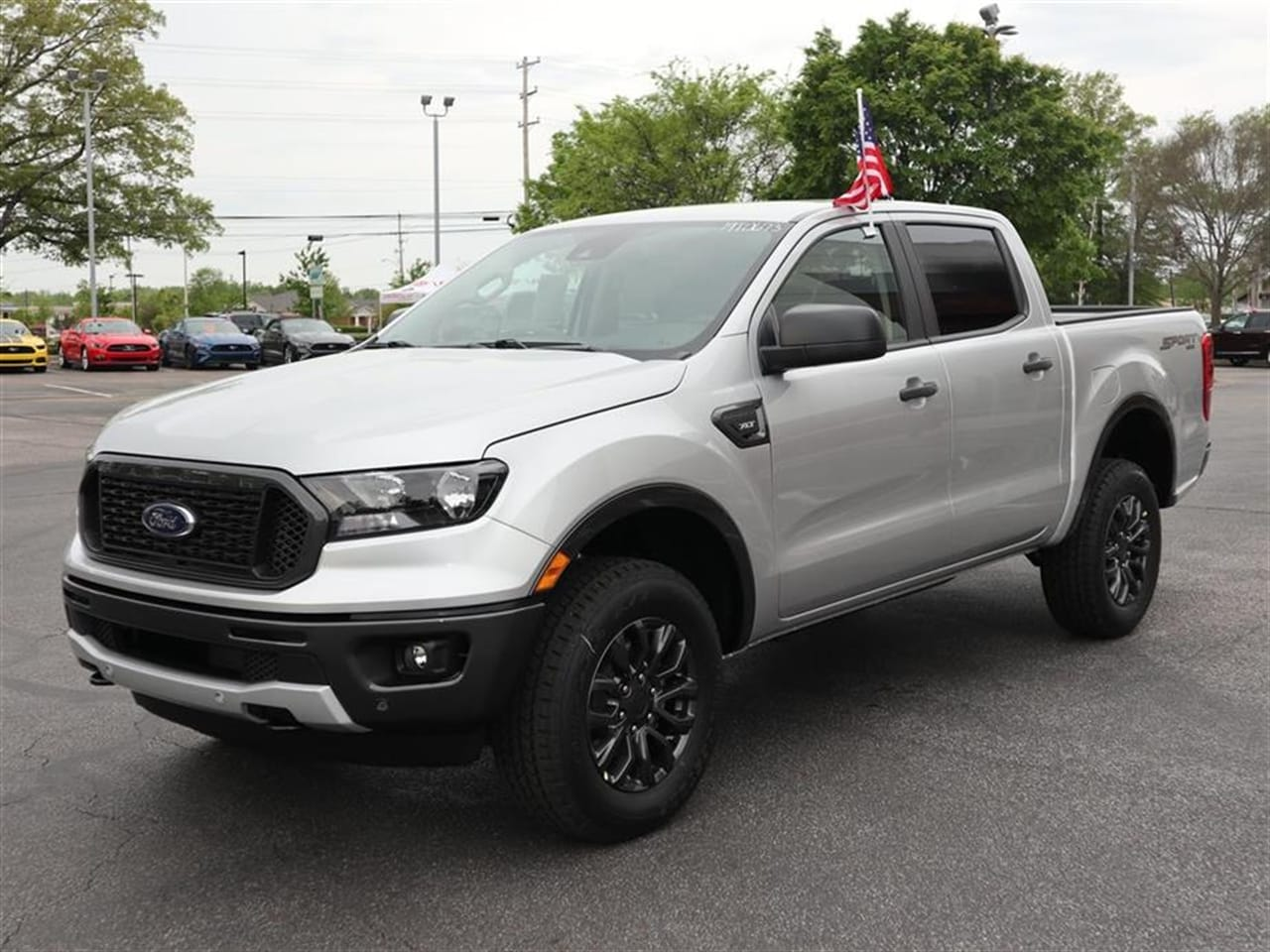 2019 Ranger SuperCrew Cab 4x4,  Pickup #19T0673 - photo 5