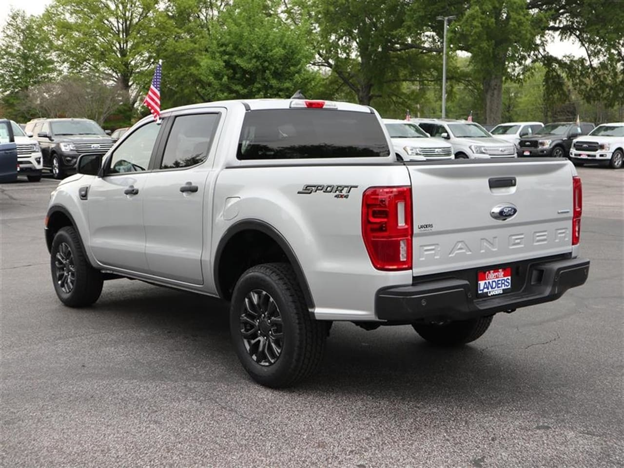2019 Ranger SuperCrew Cab 4x4,  Pickup #19T0673 - photo 7
