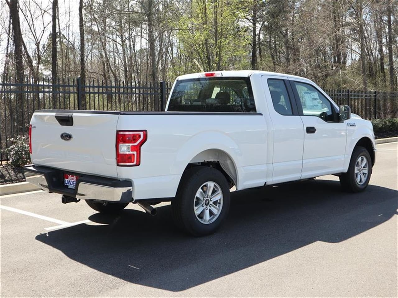 2019 F-150 Super Cab 4x2,  Pickup #19T0676 - photo 2