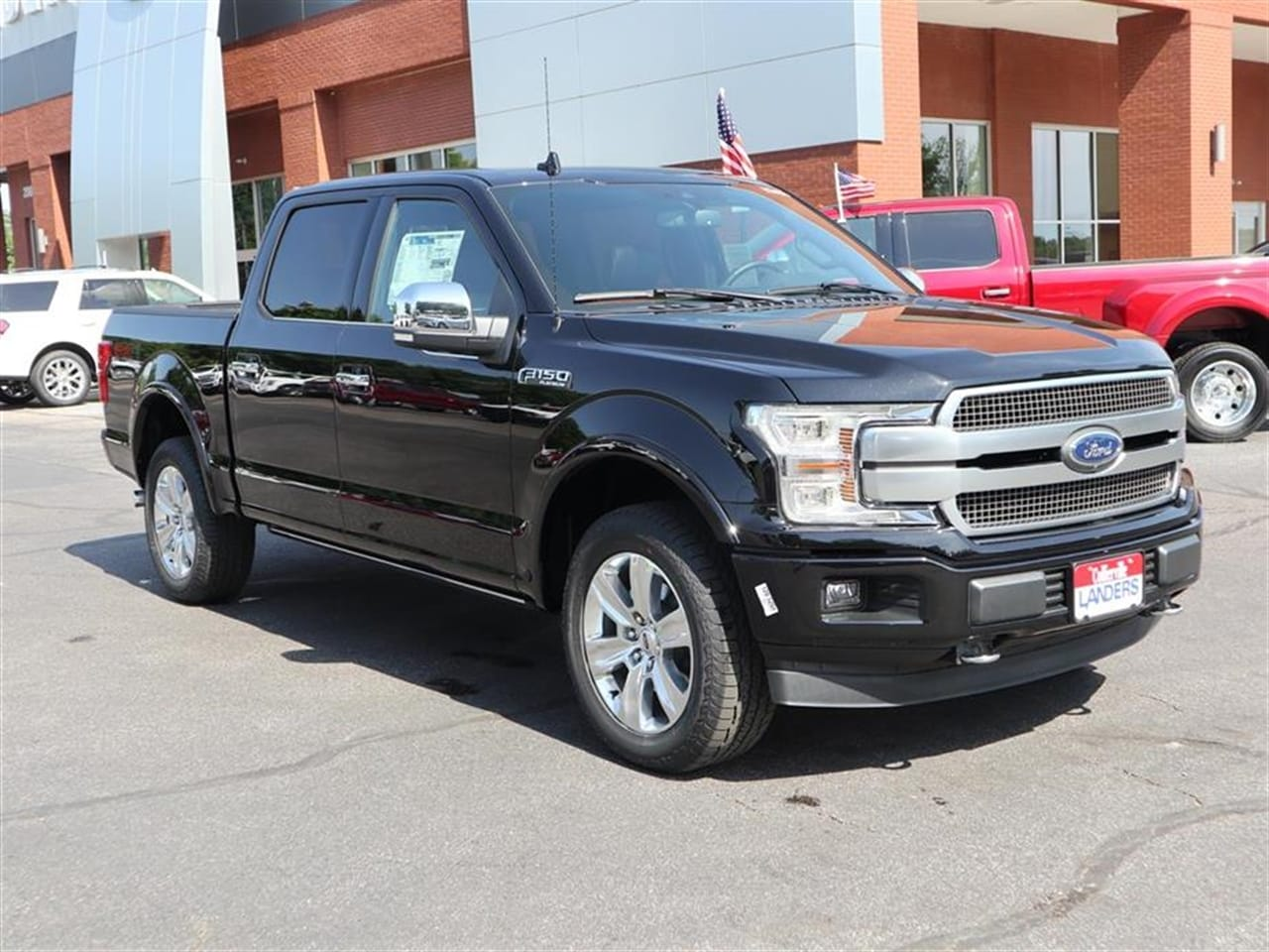 2019 F-150 SuperCrew Cab 4x4,  Pickup #19T0865 - photo 3