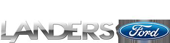 Landers Ford logo