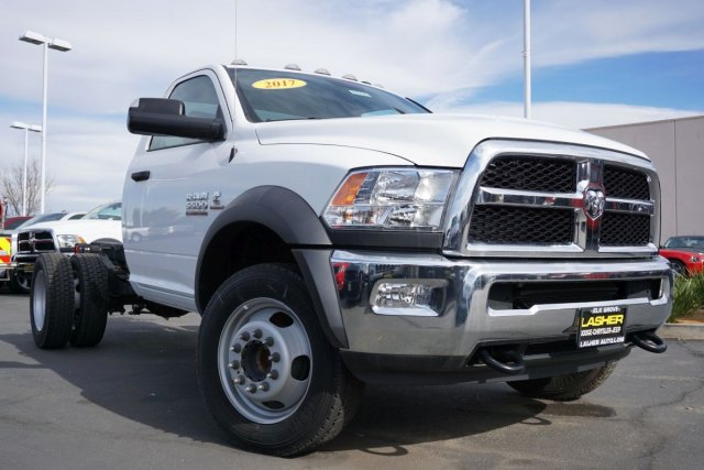 2017 Ram 5500 Regular Cab DRW 4x2,  Cab Chassis #28504D - photo 1