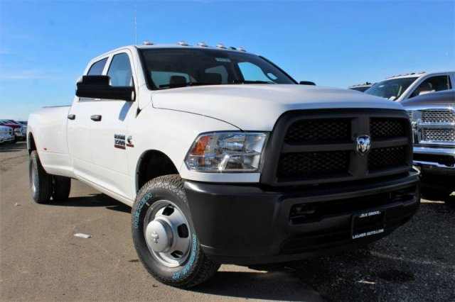 2018 Ram 3500 Crew Cab DRW 4x2,  Pickup #50918D - photo 1