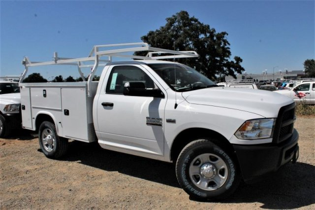 2018 Ram 2500 Regular Cab 4x2,  Knapheide Service Body #53658D - photo 3