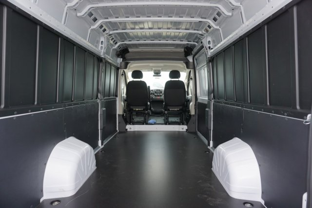 2018 ProMaster 3500 High Roof FWD,  Empty Cargo Van #53857D - photo 1