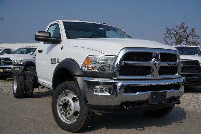 2018 Ram 5500 Regular Cab DRW 4x2,  Cab Chassis #54174D - photo 1