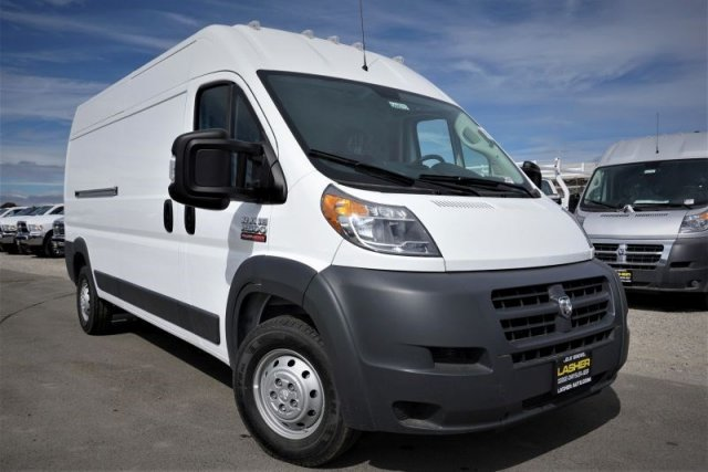 2018 ProMaster 2500 High Roof FWD,  Empty Cargo Van #54451D - photo 1