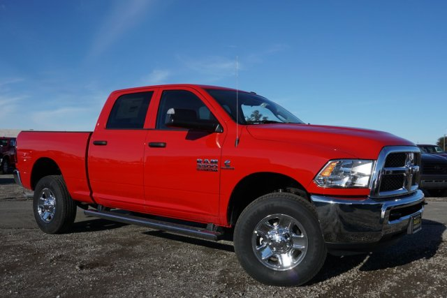 2018 Ram 3500 Crew Cab 4x4,  Pickup #54722D - photo 3