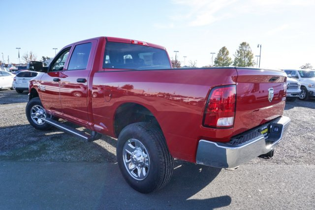 2018 Ram 3500 Crew Cab 4x4,  Pickup #54722D - photo 1