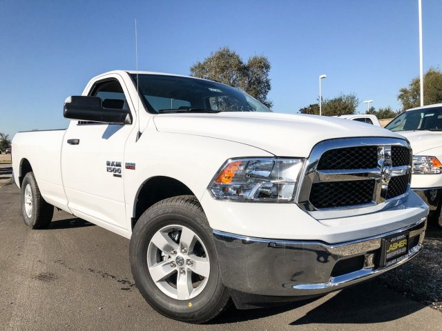 2019 Ram 1500 Regular Cab 4x2,  Pickup #54726D - photo 1