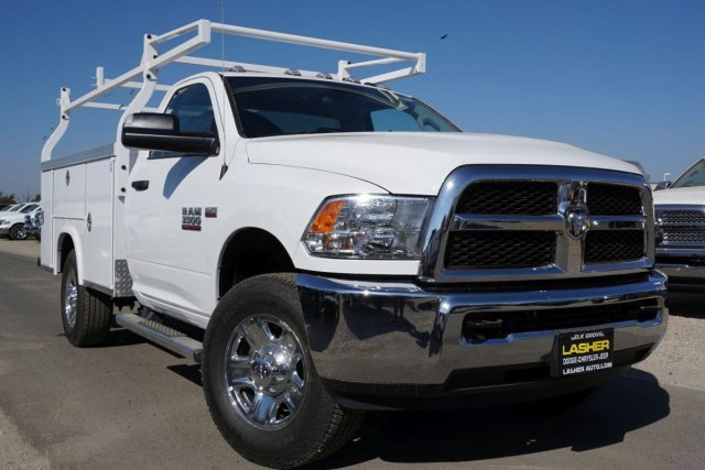 2018 Ram 3500 Regular Cab 4x2,  Royal Service Body #54914D - photo 1
