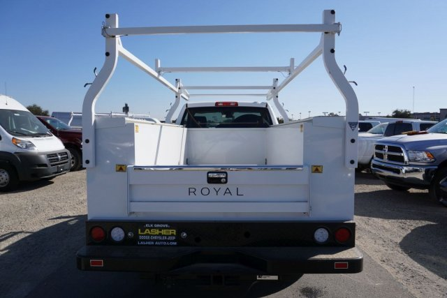 2018 Ram 3500 Regular Cab 4x2,  Royal Service Body #54914D - photo 4