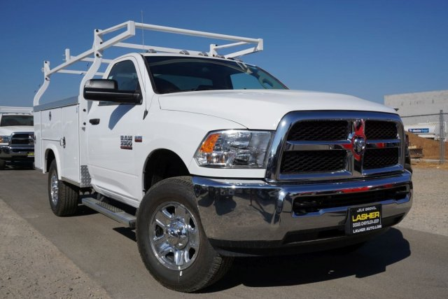 2018 Ram 3500 Regular Cab 4x2,  Royal Service Body #54915D - photo 1