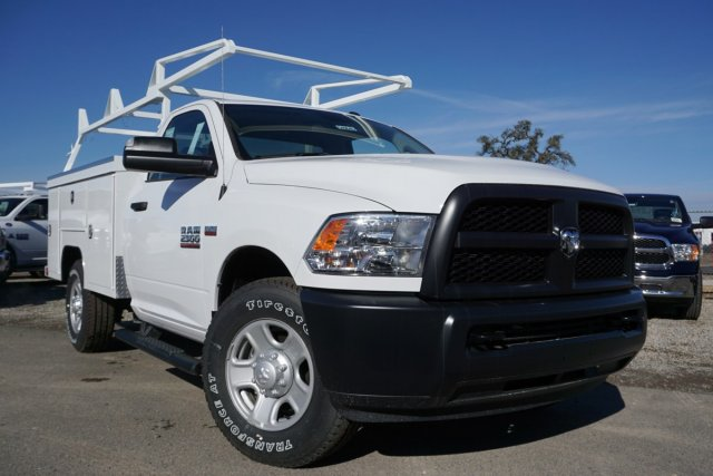 2018 Ram 2500 Regular Cab 4x2,  Scelzi Crown Service Body #54964D - photo 1