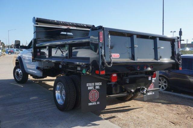 2018 Ram 5500 Regular Cab DRW 4x2,  Scelzi Dump Body #54969D - photo 5