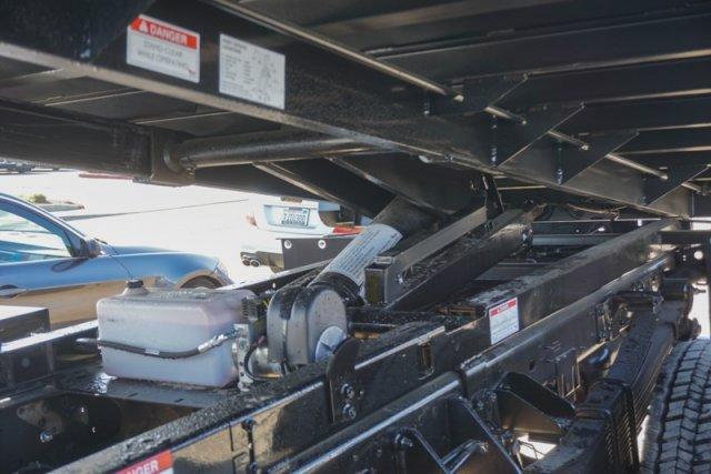2018 Ram 5500 Regular Cab DRW 4x2,  Scelzi Dump Body #54969D - photo 8