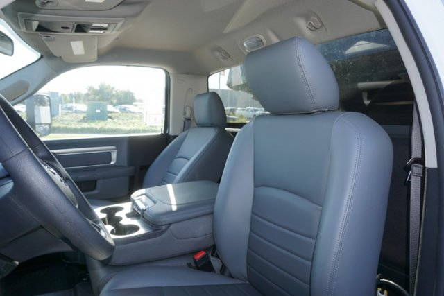 2018 Ram 5500 Regular Cab DRW 4x2,  Scelzi Dump Body #54969D - photo 17