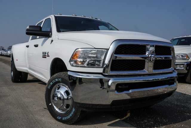 2018 Ram 3500 Crew Cab DRW 4x4,  Pickup #54971D - photo 1