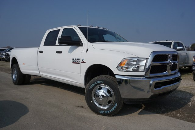 2018 Ram 3500 Crew Cab DRW 4x4,  Pickup #54971D - photo 3