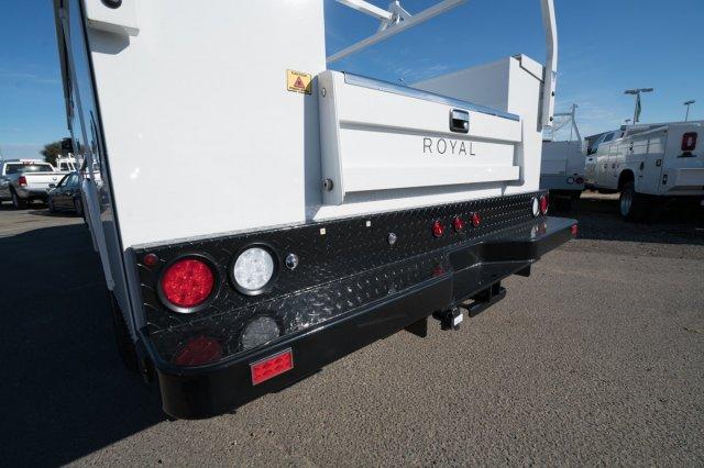 2018 Ram 5500 Crew Cab DRW 4x4,  Royal Service Body #54992D - photo 8