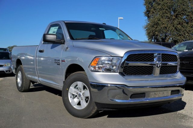 2019 Ram 1500 Regular Cab 4x2,  Pickup #55090D - photo 1
