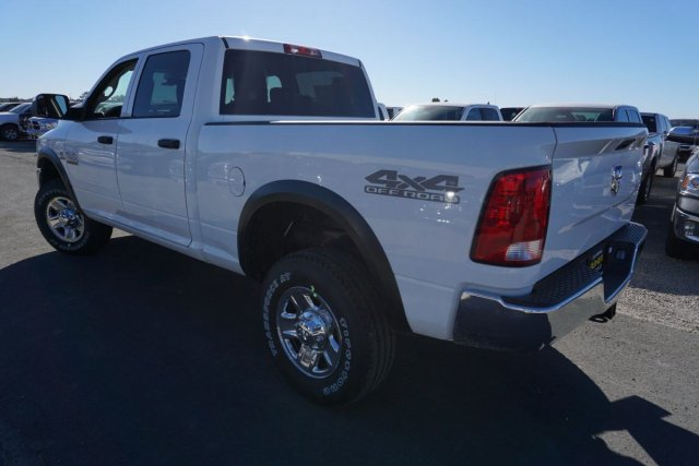 2018 Ram 2500 Crew Cab 4x4,  Pickup #55165D - photo 1