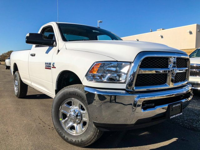 2018 Ram 3500 Regular Cab 4x4,  Pickup #55646D - photo 1