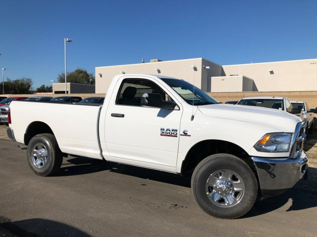 2018 Ram 3500 Regular Cab 4x4,  Pickup #55646D - photo 3