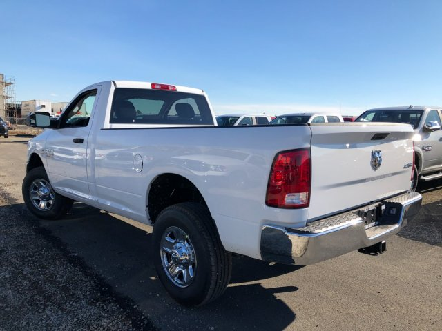 2018 Ram 3500 Regular Cab 4x4,  Pickup #55646D - photo 2