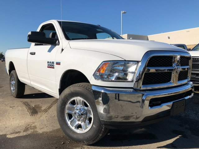 2018 Ram 3500 Regular Cab 4x4,  Pickup #55730D - photo 1